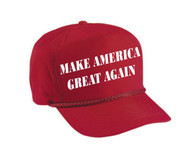 Make America Great Again Print Hat Donald Trump 2016 Republican Adjustable Cap