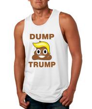 Dump Trump 2016 elections Men Tank Top