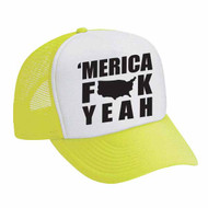 Merica FUSK Valucap Foam Trucker Cap