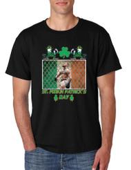 Men's T Shirt Irish Conor Final St Patrick's Day Tee Shirt