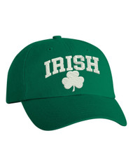 Hat Irish Shamrock Emboridered Hat St Patrick's Party Cap