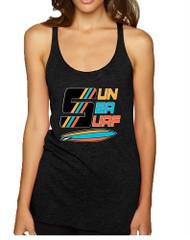 Women's Tank Top Sun Sea Surf Lover Summer Beachwear Top