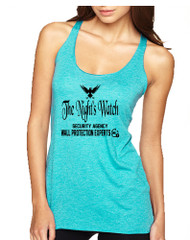 Women's Tank Top The Night Watch Security Agency Top