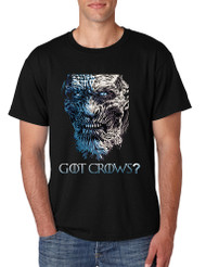 Men's T Shirt Got Crows? Cool Trendy Tshirt Popular Top