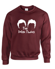 Adult Sweatshirt The Dolan Twins Trendy Cute Cool Top