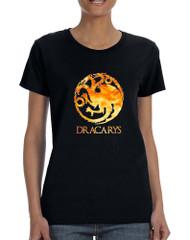 Women's T Shirt Dracarys Shirt Cool Tredy Tee
