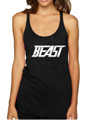 Women's Tank Top Beast Cool Sidemen Trendy Top