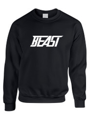 Adult Sweatshirt Beast Cool Sidemen Popular Hot Top