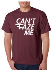 Men's T Shirt Can't Faze Me Popular T Shirt Cool Tshirt