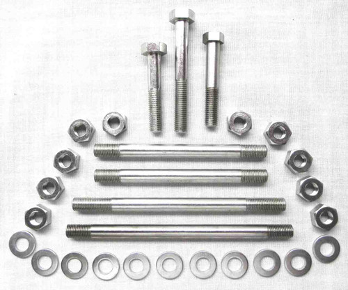 TRIUMPH T120 ENGINE CASE BOLT KIT 1963-1966