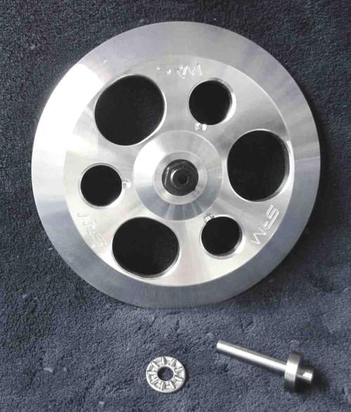 BSA  A65 TRIUMPH T120 / T140 3 SPRING CLUTCH PRESSURE PLATE KIT SRM-PP1