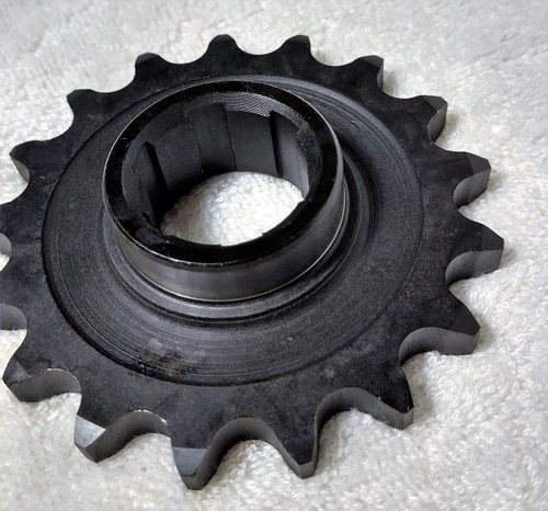SPROCKET A65 17T PART# 68-3072