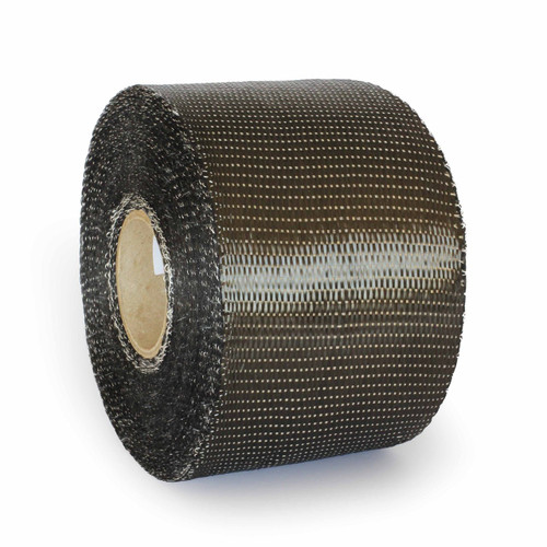 Uni Carbon Fibre Tape: 100mm