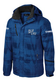 bLU cRU Insulated Jacket