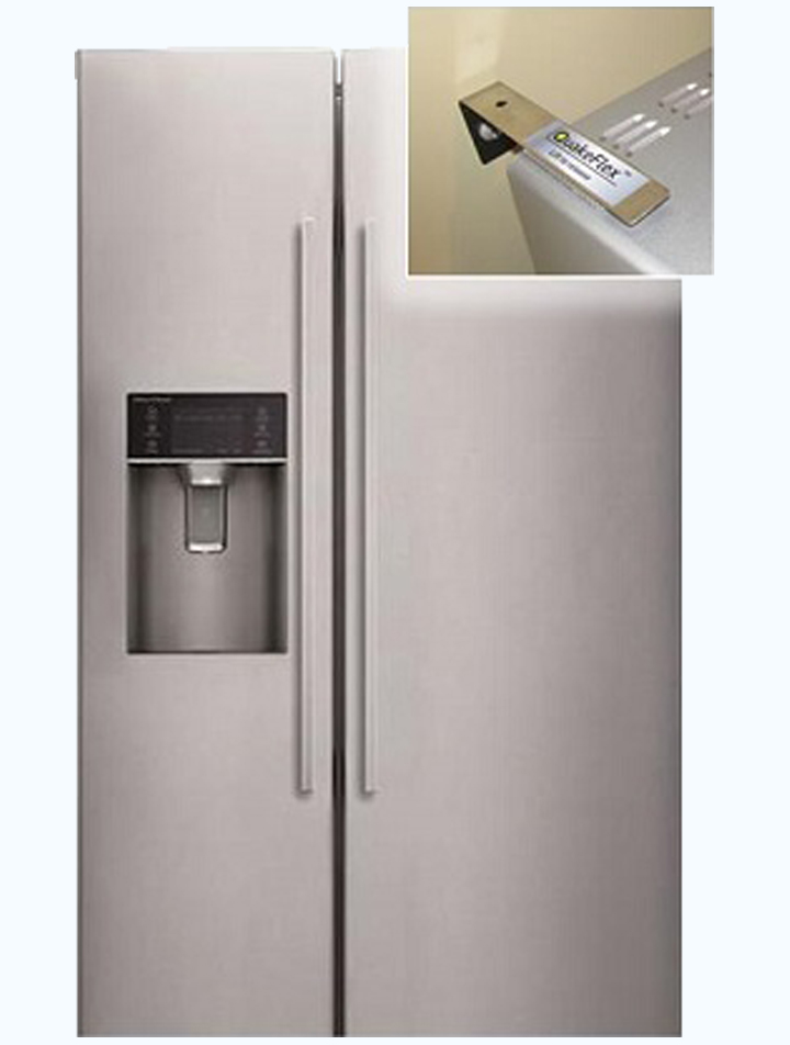 QuakeFlex Fridge