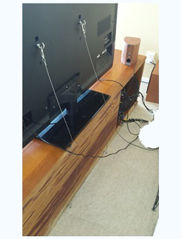 TV Restraint