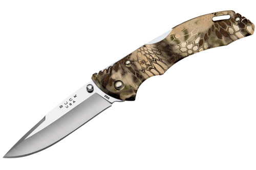Buck Bantam BHW Knife - Kryptek Highlander Camo