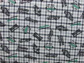 Print Flannel 16