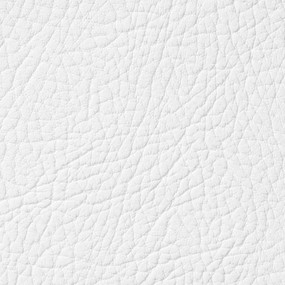 Bonded Leather White