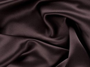 Silk Charmeuse Brown