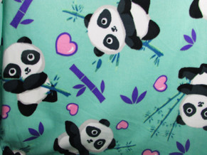 Print Polar Fleece 121