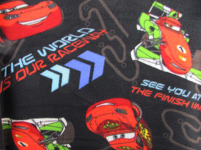 Print Polar Fleece 133