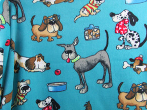 Print Polar Fleece 143