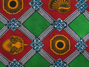 African Print 023A