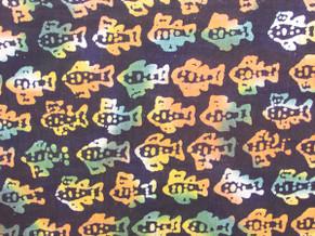Batik Fabric 001