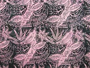 Batik Fabric 006