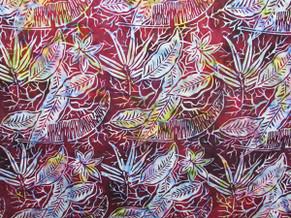Batik Fabric 007