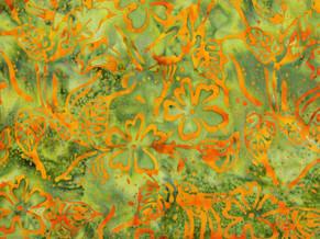 Batik Fabric 011