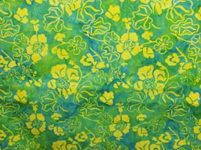 Batik Fabric 016