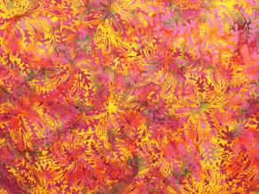 Batik Fabric 018