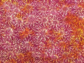 Batik Fabric 019