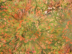 Batik Fabric 020
