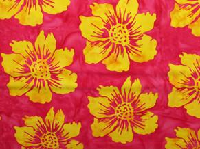 Batik Fabric 022