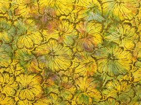 Batik Fabric 025