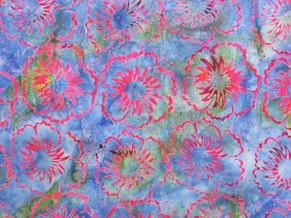 Batik Fabric 027