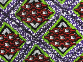 African Print 009A
