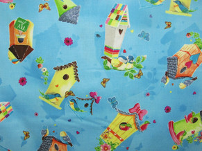 Animal Quilting Cotton  020