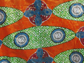 African Print 012A