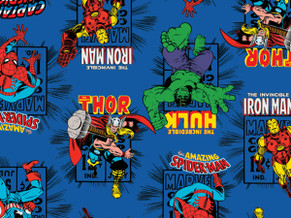 Marvel Quilting Cotton 4