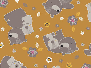 Animal Quilting Cotton  28