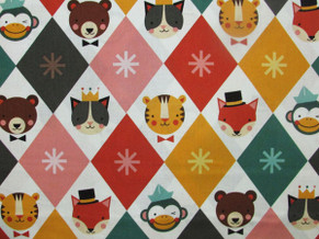 Animal Quilting Cotton  30