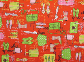 Novelty Quilting Cotton 38