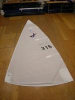 Javelin White Daysailing Mainsail