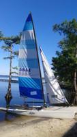 Mainsail to fit Hobie® 17 - Color Dacron