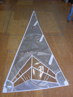 Prindle 19 Jib Sail Radial Laminate