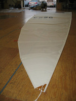Mainsail to fit Hobie® 17 - White Dacron